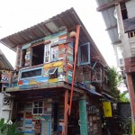 Love Art Studio - the home, gallery and studio of artist Pui Ngowsiri.