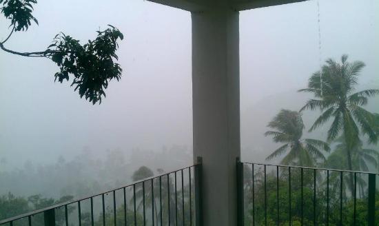 Rainy Season Ko Pha Ngan