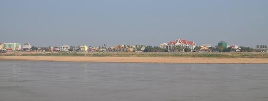 Wave to Vientiane!