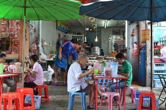 Bangkok Glutton's motto: