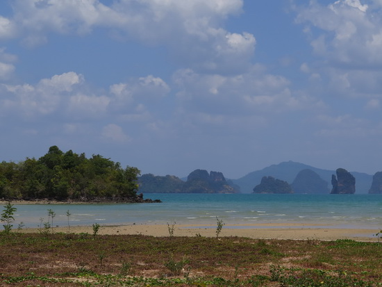 ... and also on Ko Yao Noi.