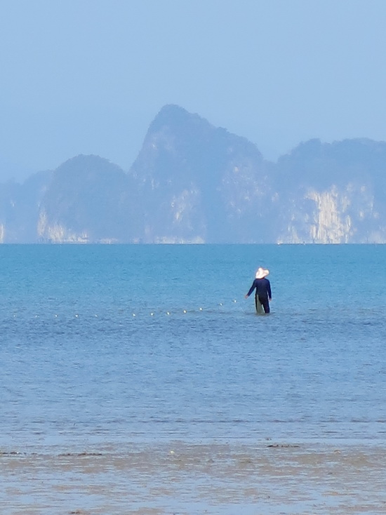 Inspiring views on Ko Yao Yai ...