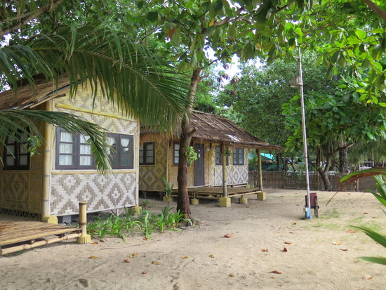 Charlie resort's back on the beach with old-school bamboo huts.