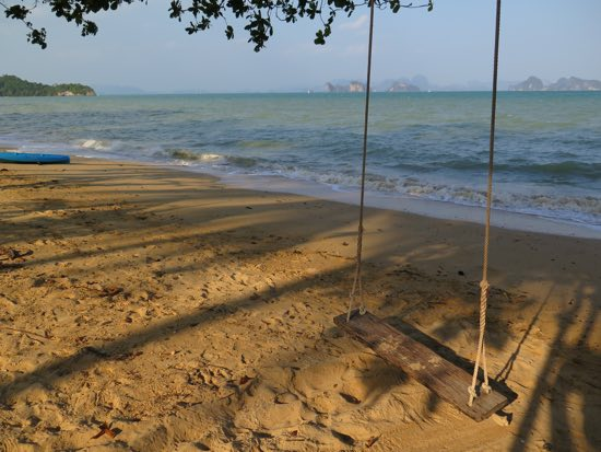 Ko Yao Noi: Where every swing has a view.