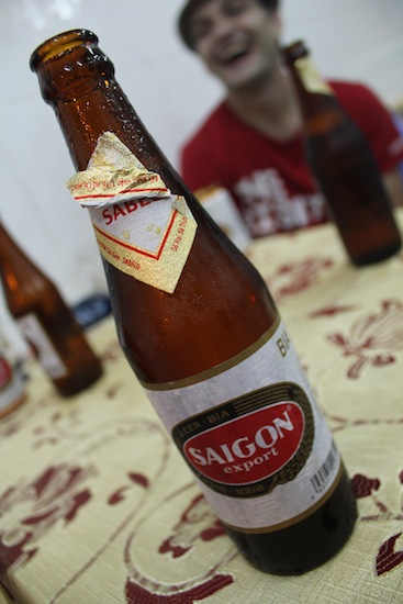 The famous Saigon Red.