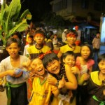 Party time in Hoi An