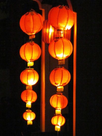 It wouldn't be Hoi An without a few alley lanterns.