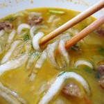Hoi An Chef Hung&#039;s Hoi An version of the classic Bo Sot Vang.