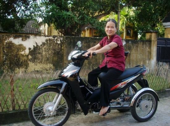 One of Lifestarts success stories - Xuyen.