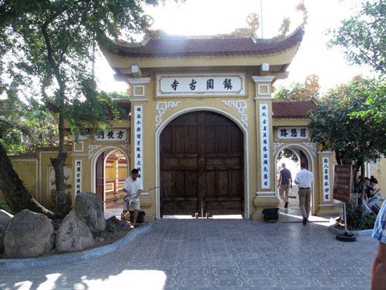 hanoi self guided walking tour
