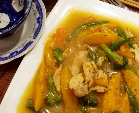 DL_Goc Ha Thanh_mango chicken