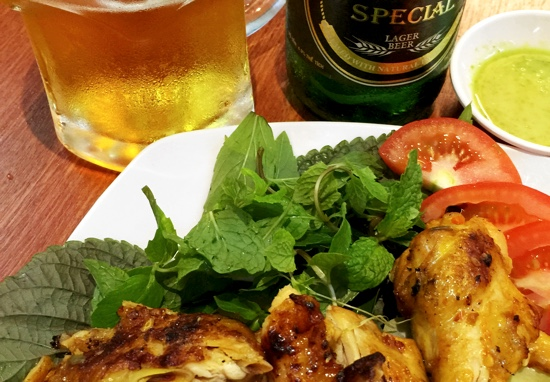 DL_Thiet 168_grilled chicken wings