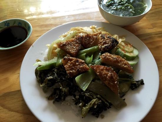 NT_Thien Y_vegetarian food mock meat