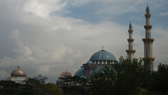 It's not just KL's skyline which is getting more Islamic.