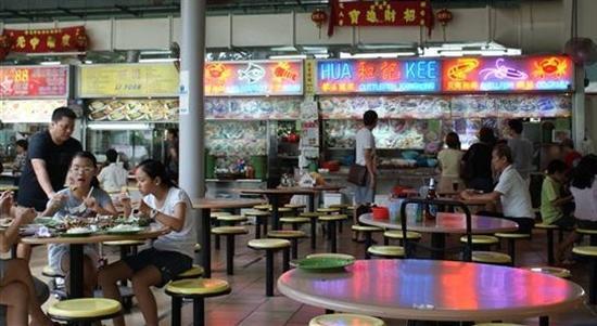 Thai Food Newton Centre