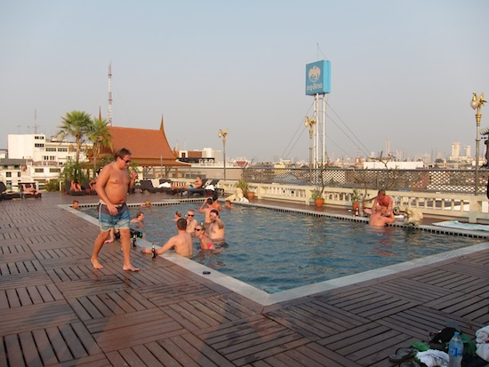 Khao San Road Hotel With Pool