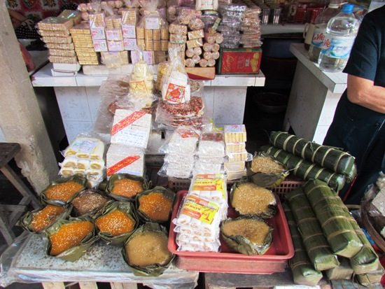 Tet treats. Try everything you may never get the opportunity again!